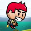 Smart Jumper Boy Icon