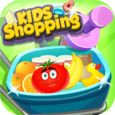 Kids Shopping Icon