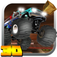 Stunts Monster 3D Icon