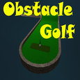 Obstacle Golf Icon