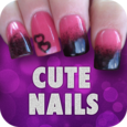 Cute Nail Art Designs Game 3D Icon
