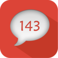143Talk: love chat live people Icon