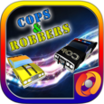 Cops and Robbery Car Racing Icon