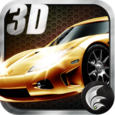 Crazy Racer 3D Icon