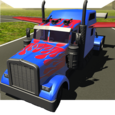 Flying Car : Transformer Truck Icon