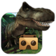 Jurrasic VR - Google Cardboard Icon
