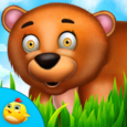 Preschool Animal Safari Icon