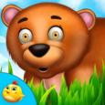 Preschool Animal Safari Icon