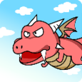 Dragon race : 2D Flight Racing Icon