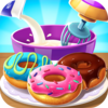 Make Donut - Kids Cooking Game Icon