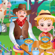 Baby Hazel Farm Tour Icon