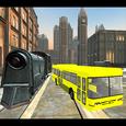 Subway Bus Parking Icon