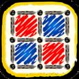 Dots Puzzle - Sharp Your Brain Icon