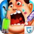 Crazy Doctor - Kids Game Icon