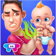 Smelly Baby - Farty Party Icon