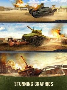War Machines Tank Shooter Game