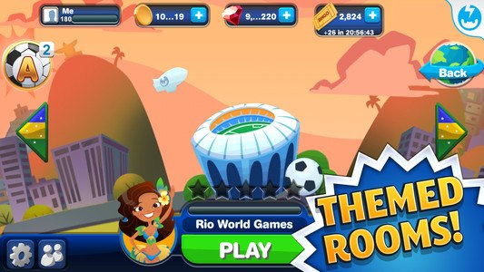 Bingo™: World Games