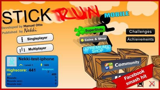 Stick Run Mobile