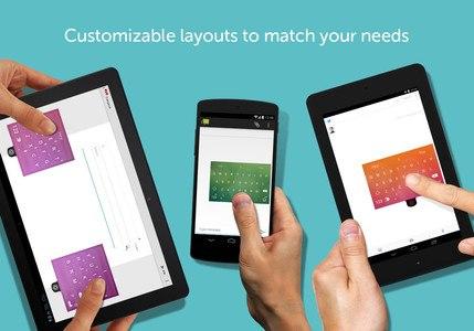 SwiftKey Keyboard + Emoji