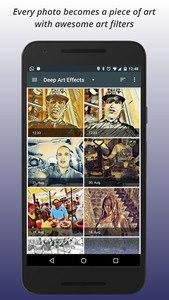 Deep Art Effects: Photo Filter