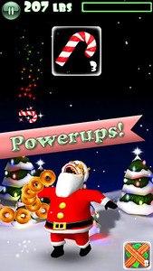 Hungry Santa