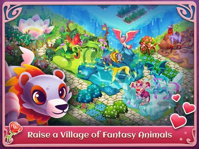 Fantasy Forest: Valentines
