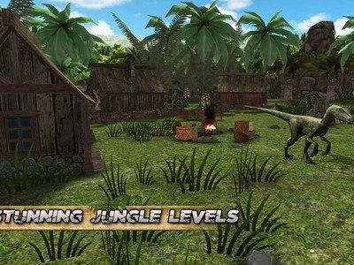Jurassic Hunter: Primal Prey