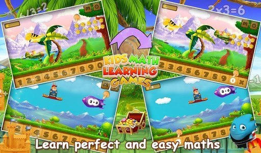 Kids Math Learning Games
