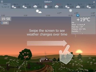 YoWindow Free Weather