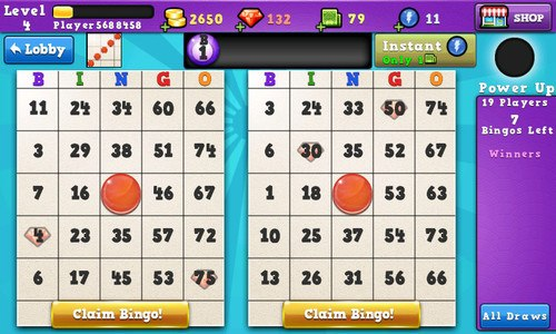 Bingo Online Bingo - Win Big Playing Online Bingo Games