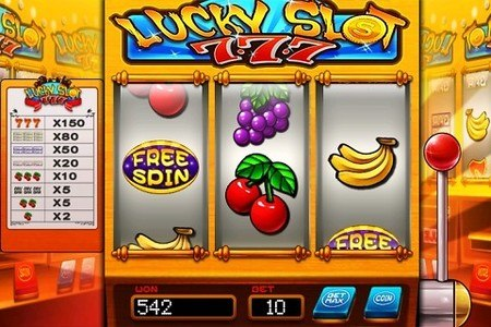 777 Slots Online Games