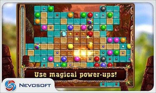 Wonderlines: match-3 puzzle