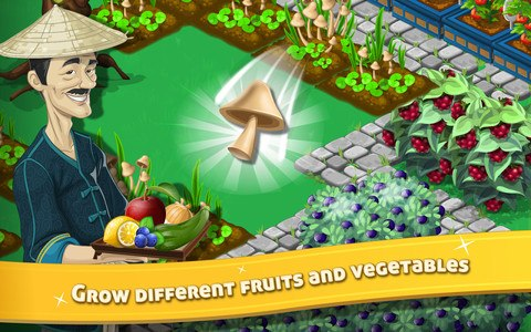 Chef Town: Cook, Farm & Expand
