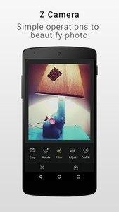 Z Camera: Filter, Photo Editor