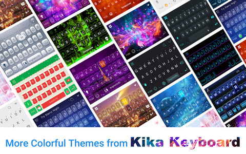 Happy New Year Kika Keyboard