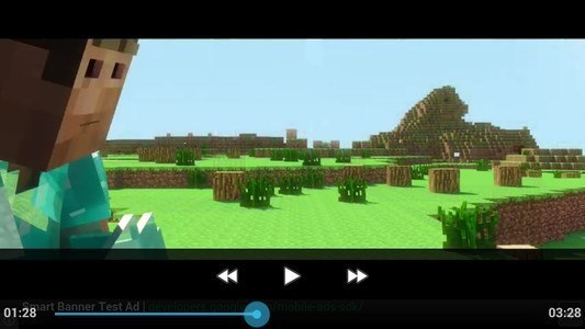 Beautiful World - Minecraft