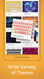 Typany Keyboard - Fast & Free