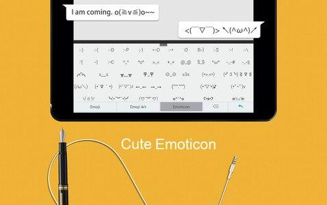 TouchPal Emoji Keyboard