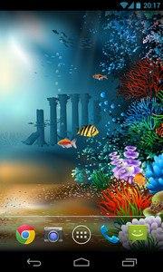 Underwater World Livewallpaper