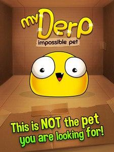 My Derp - A Stupid Virtual Pet