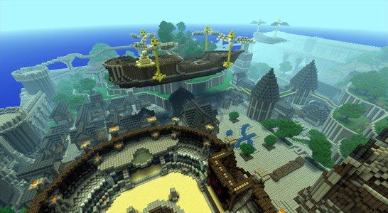 Minecraft tamriel download map