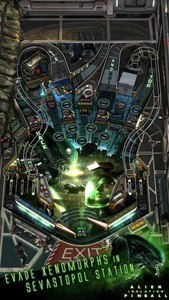 Aliens vs Pinball