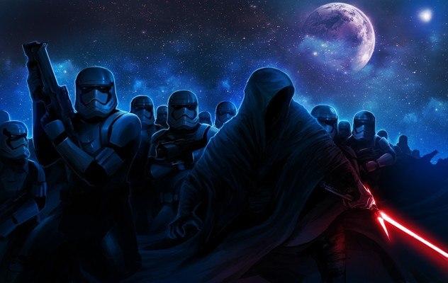 Star Wars - Episode VII - The Force Awakens