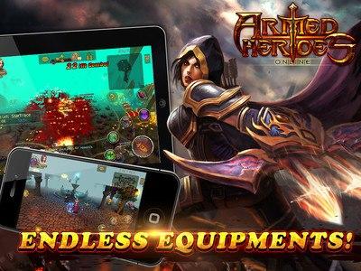 Armed Heroes(BGI)