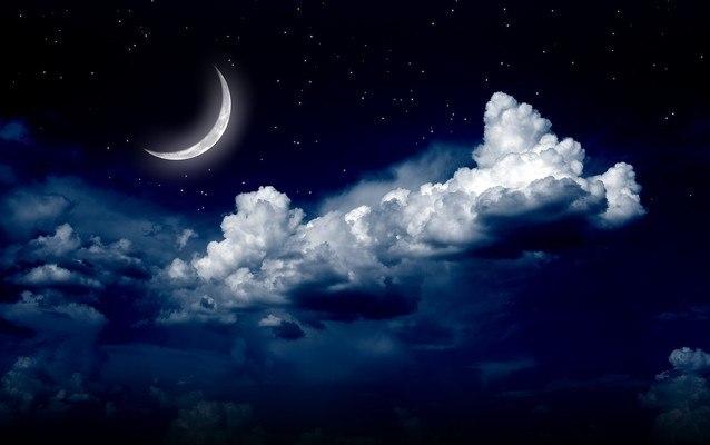 Moonlight Clouds