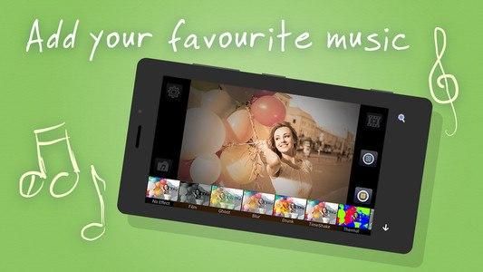 VideoFX Music Video Maker