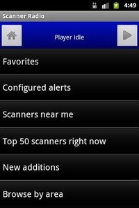 Scanner Radio Pro