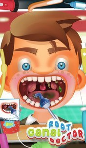 Root Canal Doctor - Kids Game