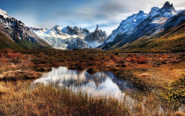 Marsh Mountain