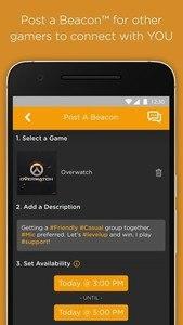 GamerLink Beta: Universal LFG